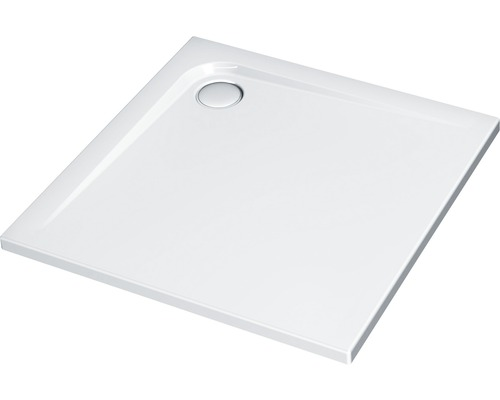 Duschwanne Ideal Standard ULTRA FLAT 70x70x13 cm weiß mit Styroporträger K198701