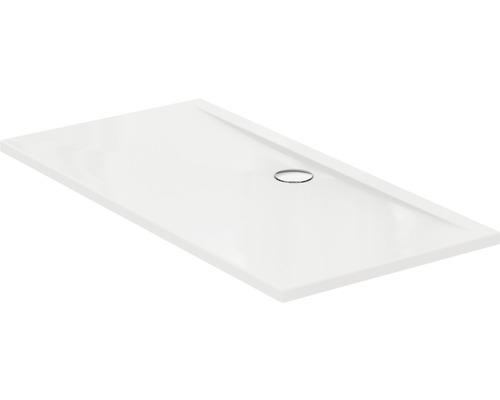 Duschwanne Ideal Standard ULTRA FLAT 160x80x13 cm weiß mit Styroporträger K163301