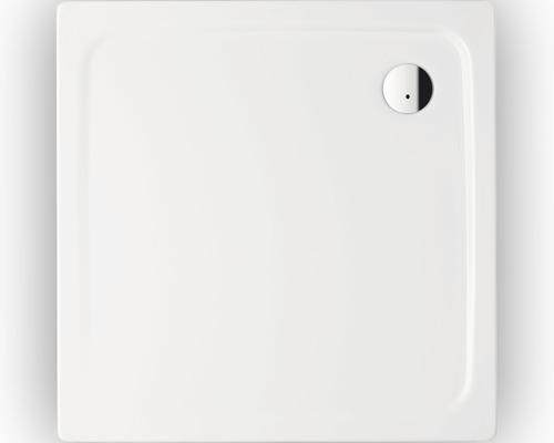 Duschwanne Kaldewei SUPERPLAN Mod.385-1, 75x80x2,5 cm weiß