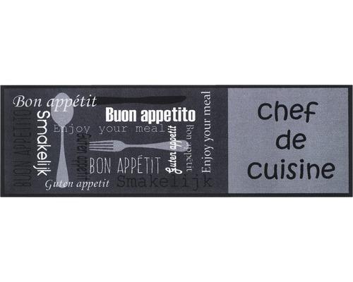 Tapis de cuisine Cook&Wash Chef de cuisine 50x150cm