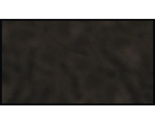 Paillasson long Shades noir 67x120 cm