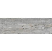 Carrelage pour sol en grès cérame fin Tribeca gris 20,2x66,2cm-thumb-2