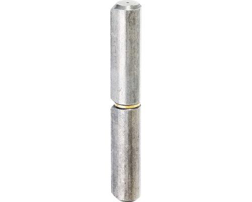 Paumelle à souder, 2 pièces ⌀ 10/60mm