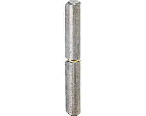 Paumelle à souder, 2 pièces ⌀ 12/80mm