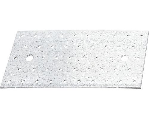 Plaque perforée 240x120x2 mm