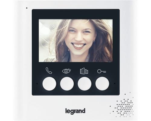 """Ecran 4,3"""" 2 fils Legrand 369115"""