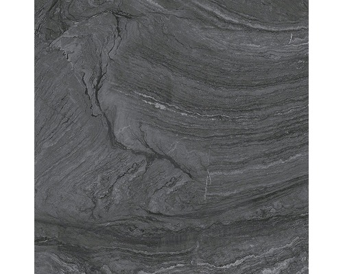 Carrelage pour sol en gr s c rame fin varana marengo 45x45 for Carrelage hornbach