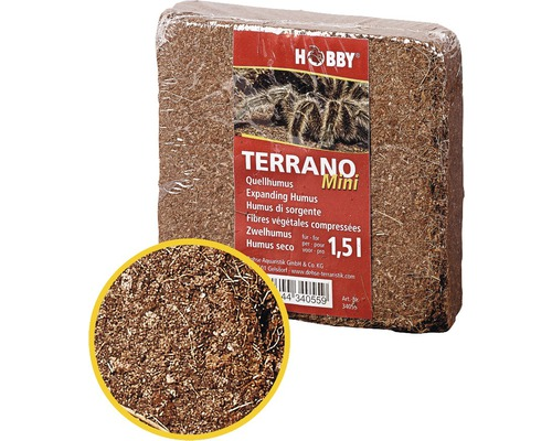 Substratblock HOBBY Terrano Quellhumus 1,5 l