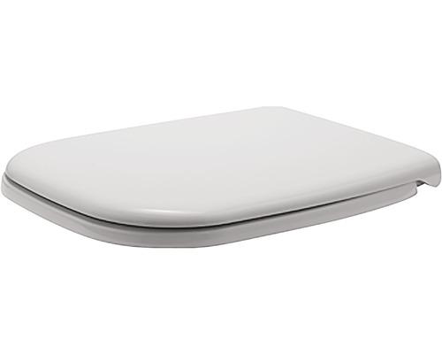 Duravit D-Code Compact Abattant WC blanc avec frein de chute