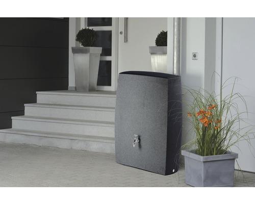 Collecteur d''eaux de pluie Noblesse 2275 L Black Granit