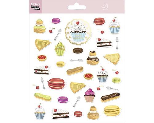 Mini stickers 310 Sweetness 40pces