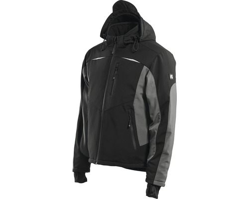 Veste d''hiver Softshell Hammer Workwear noir taille L
