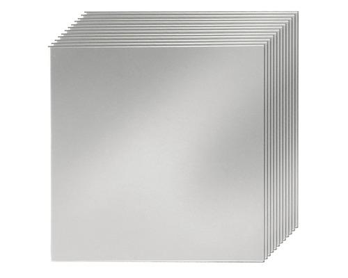 Spiegelfliesen 15x15 cm 12 Stück