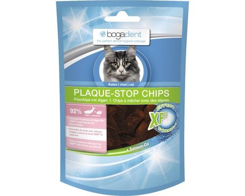 Complément alimentaire bogadent Plaque Stop Chips Fisch 50g