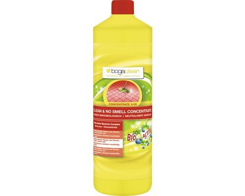 Nettoyant bogaclean Clean & Smell concentré bio actif, 1l
