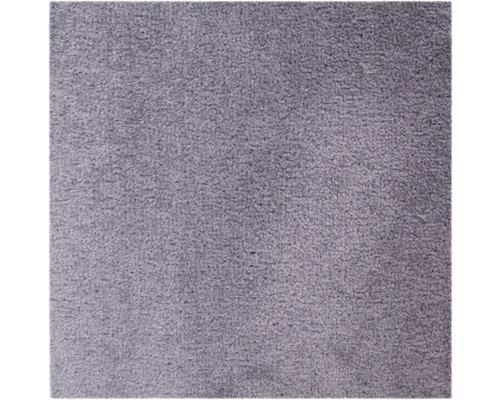 Moquette velours Ines gris largeur 400cm (marchandise au mètre)