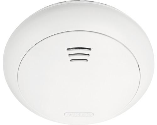 Détecteur de fumée et de chaleur sans fil Abus Smartvest