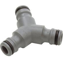 "GARDENA Raccord en Y pour la transition de tuyau 19 mm (3/4"") à 13 mm (1/2"").-thumb-0"
