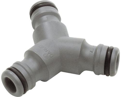 """GARDENA Raccord en Y pour la transition de tuyau 19 mm (3/4"""") à 13 mm (1/2"""").-0"""