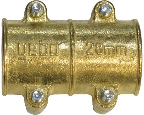 Dichtungsschelle GEBO CU-Rohr 28mm TypMD