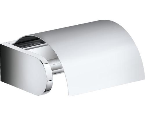 Toilettenpapierhalter Mit Deckel KEUCO Edition 300 Chrom