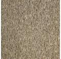 Teppichboden Schlinge Safia beige 500 cm breit (Meterware)