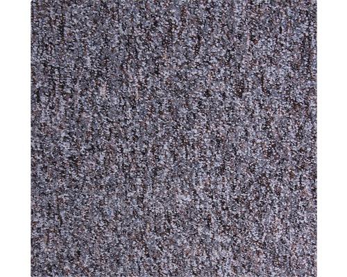 Teppichboden Schlinge Safia grau-braun 400 cm breit (Meterware)