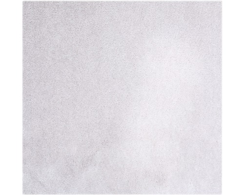Teppichboden Frisé Leila hellgrau 500 cm breit (Meterware)