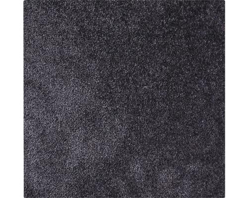 Teppichboden Frisé Leila anthrazit 500 cm breit (Meterware)