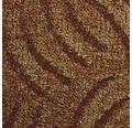 Teppichboden Gesa braun 400 cm breit (Meterware)