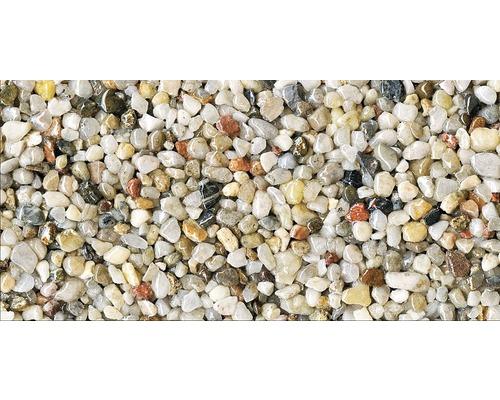 Kit de tapis de pierre 1m² Ravello moyen naturel zone intérieure - sol