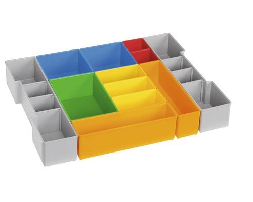 Ensemble de petites boîtes H3 pour L-BOXX