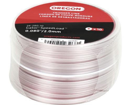 Disque de fil Gator SpeedLoad, 2,4 mm 10 pièces