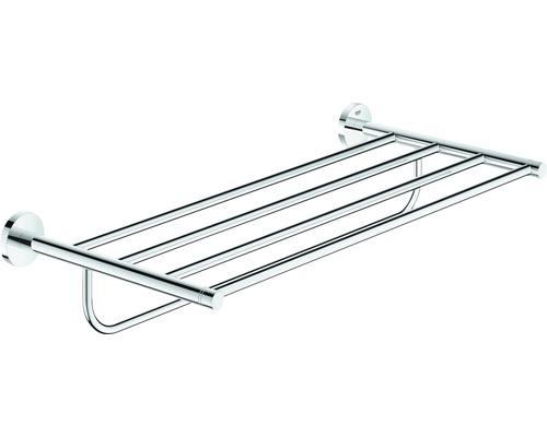 Badetuchhalter Grohe Essentials mit Ablage chrom 55 cm 40800001