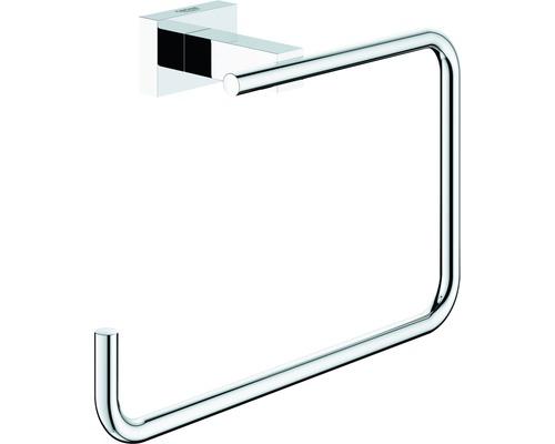 Anneau porte-serviettes GROHE Essentials Cube 40510001 chrome