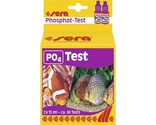 Test du phosphate Sera 2x15ml