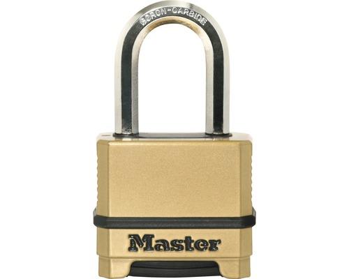 Serrure à combinaison Master Lock Excell M175EURDLF de 50 mm