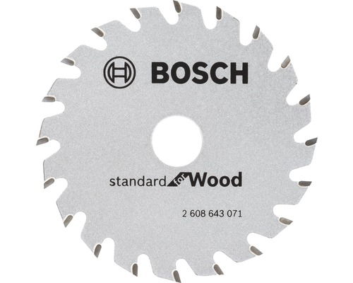 Lame de scie circulaire Bosch 85x15mm