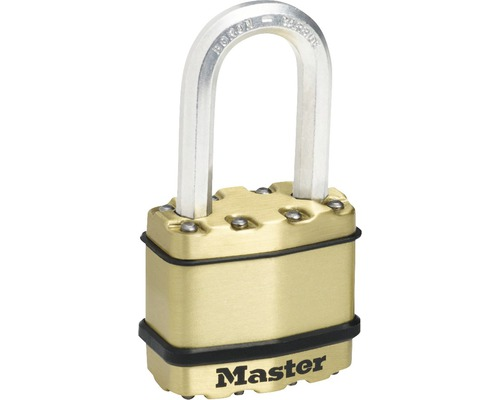 Vorhängeschloss Master Lock 50 mm, 8-kant Bügel