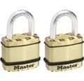 Vorhängeschloss Master Lock 45 mm 2 St.