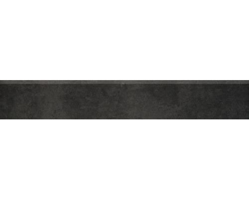 Socle Philippa anthracite 9.5x60 cm