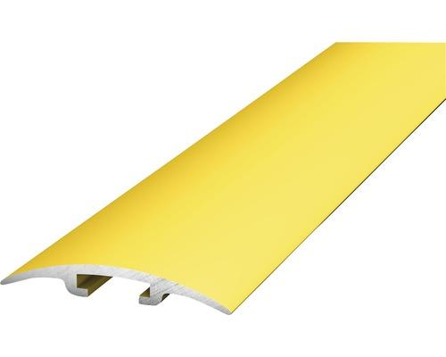Barre de seuil aluminium D.O.S. doré 30 x 2700 mm-0