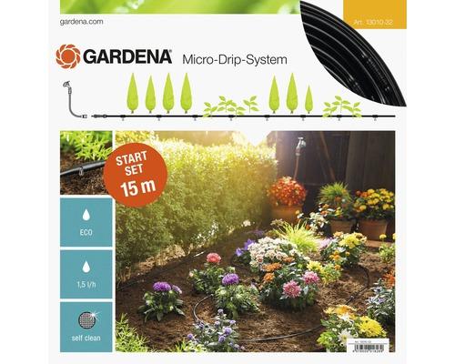 Kit de démarrage S pour rangées de plantes GARDENA Système Micro-Drip