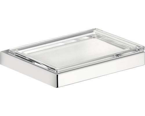 Porte-savon KEUCO Edition 11 cristal/chrome 11155