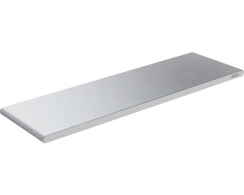 Tablette de douche KEUCO Edition 400 32,8 cm aluminium, argent anodisé 11558