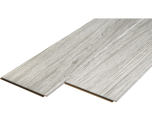 Panneau décoratif Quadro Plus, Chêne blanc, 12x200x2000 mm