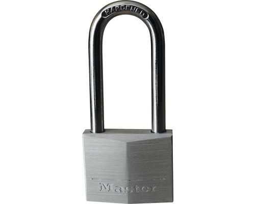 Vorhängeschloss Master Lock Aluminum 40 mm, 4-Stift Zylinder