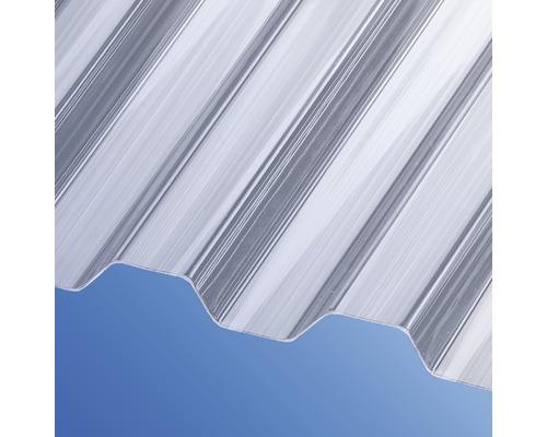 plaque nervur e transparente rev tements modernes du toit. Black Bedroom Furniture Sets. Home Design Ideas