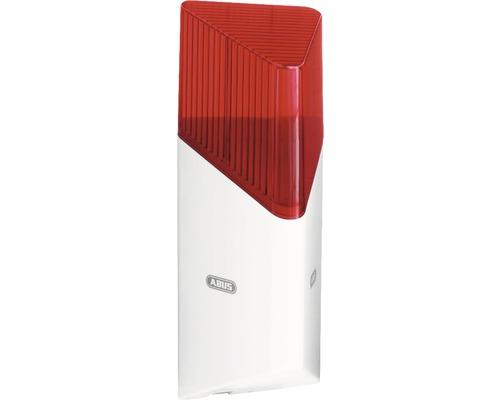 Sirène radio Abus Smartvest avec flash rouge FUSG35000A