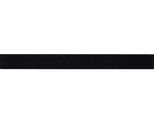 Plinthe, noir, 61x6 cm